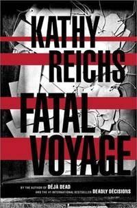 Fatal Voyage - ARC (Advance Readers Copy) True First Printing.