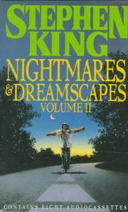 image of Nightmares and Dreamscapes: Volume 2 (v. 2)