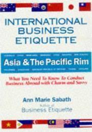 International Business Etiquette: Asia & Pacific Rim