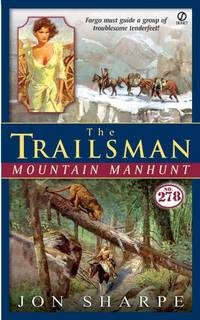 image of Trailsman #278, The: Mountain Manhunt (Trailsman)