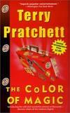 image of The Color Of Magic (Turtleback School_Library Binding Edition) (Discworld Novels (Pb))