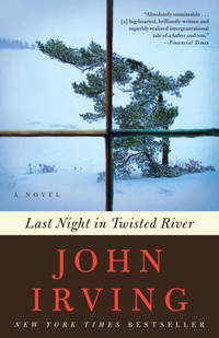 image of Last Night in Twisted River: A Novel