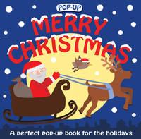 Pop-up Surprise Merry Christmas