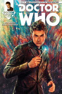 Doctor Who: The Tenth Doctor 1: Revolutions of Terror