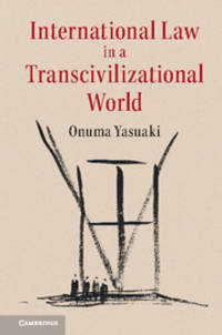 International Law in a Transcivilizational World