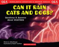 image of can it rain cats and dogs - questions and answers about weather