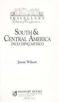 South and Central America Including Mexico