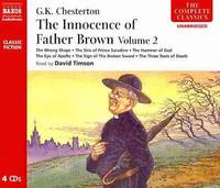 image of Innocence of Father Brown: 2 (Complete Classics)