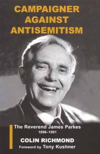 Campaigner Against Anti-Semitism
