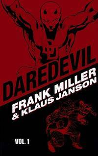 DAREDEVIL BY FRANK MILLER & KLAUS JANSON VOL. 1 by Frank Miller and Bill Mantlo and Marv Wolfman - Paperback - First Edition.  - 2008 - from McPhrey Media LLC (SKU: 133815)