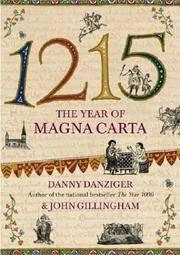 1215 The Year of Magna Carta