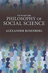PHILOSOPHY OF SOCIAL SCIENCE