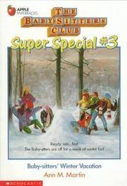 image of Baby Sitter's Winter Vacation (Baby-Sitters Club Super Special, 3)