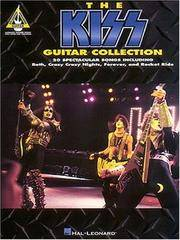 KISS -- Guitar Collection: Guitar Tablature
