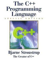 image of The C++ Programming Language: Special Edition (3rd Edition)