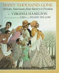 image of MANY THOUSAND GONE: African Americans from Slavery to Freedom.