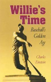 image of Willie's Time: Baseball's Golden Age (Writing Baseball (Paperback))