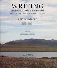 image of Writing (A Guide for College and Beyond), Custom Edition for Baker College