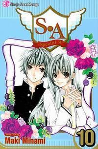 S.A (Special A), Vol. 10