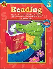 Brighter Child Reading, Grade 3 (Brighter Child Workbooks (Paperback))