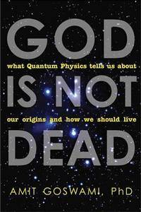 GOD IS NOT DEAD: What Quantum Physics Tells Us About Our Origins & How We Should Live (q)