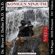 Konigun Ninjutsu Training Manual
