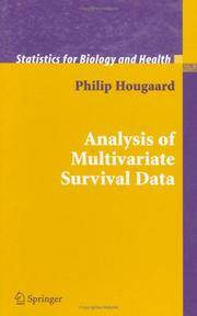 image of Analysis of Multivariate Survival Data (Statistics for Biology and Health)