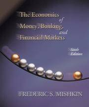 image of The Economics of Money, Banking, and Financial Markets (The Addison-Wesley Series in Economics)