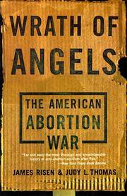 Wrath Of Angels  The American Abortion War
