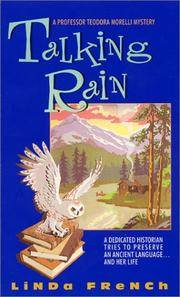 Talking Rain: a Professor Teodora Morelli Mystery