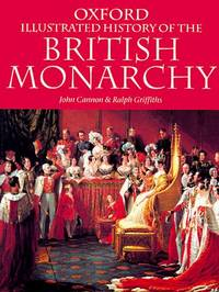 image of The Oxford Illustrated History of the British Monarchy (Oxford Quick Reference)