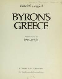 Byron's Greece