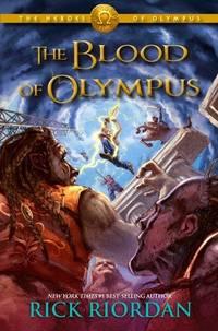 The Blood Of Olympus - Heroes Fo Olympus Vol 5