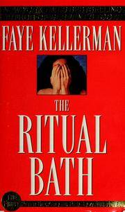 Ritual Bath (Peter Decker & Rina Lazarus Novels)