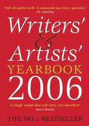 image of Writers' and Artists' Yearbook 2006