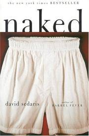 Naked by David Sedaris - Paperback - June 1998 - from The Book Store and Biblio.com