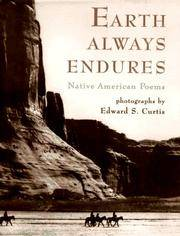 Earth Always Endures: Native American Poems