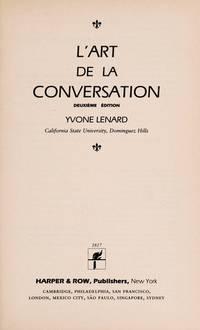 L' Art de la Conversation