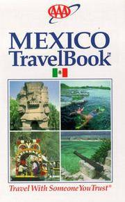 AAA Mexico Travel Book.