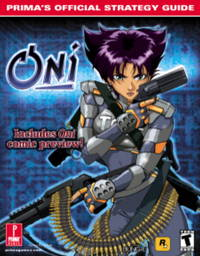 Oni: Prima's Official Strategy Guide