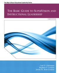 The Basic Guide to SuperVision and Instructional Leadership (3rd Edition) (Allyn & Bacon...