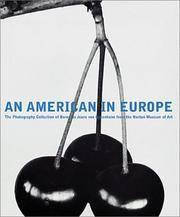An American in Europe:  The Photography Collection of Baroness Jeane Von Oppenheim from the Norton Museum of Art