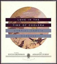 Love in the Time of Cholera by Gabriel Garcia Marquez - 2013-04-09 - from Books Express and Biblio.com