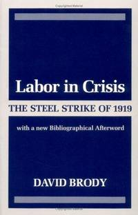 Labor In Crisis