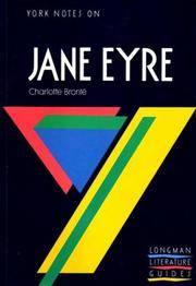 JANE EYRE (York Notes) (French Edition)