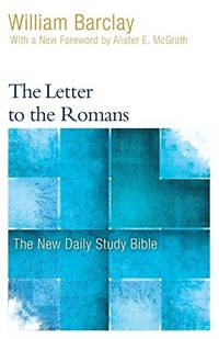 image of The Letter to the Romans