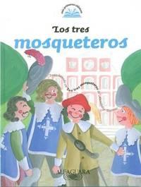image of Los tres mosqueteros (Mis Primeros Clasicos) (Spanish Edition)