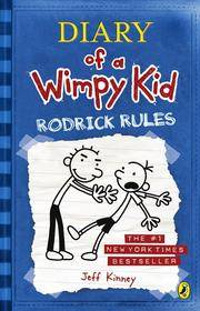 image of Diary of a Wimpy Kid:  Rodrick Rules (2).