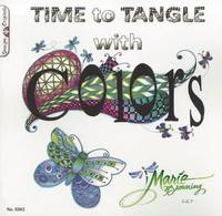 image of #5362 Time To Tangle with Color (Design Originals)