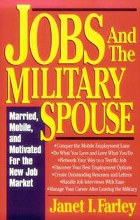 Jobs And The Military Spouse Married, Mobile And Motivated For The New Job Market